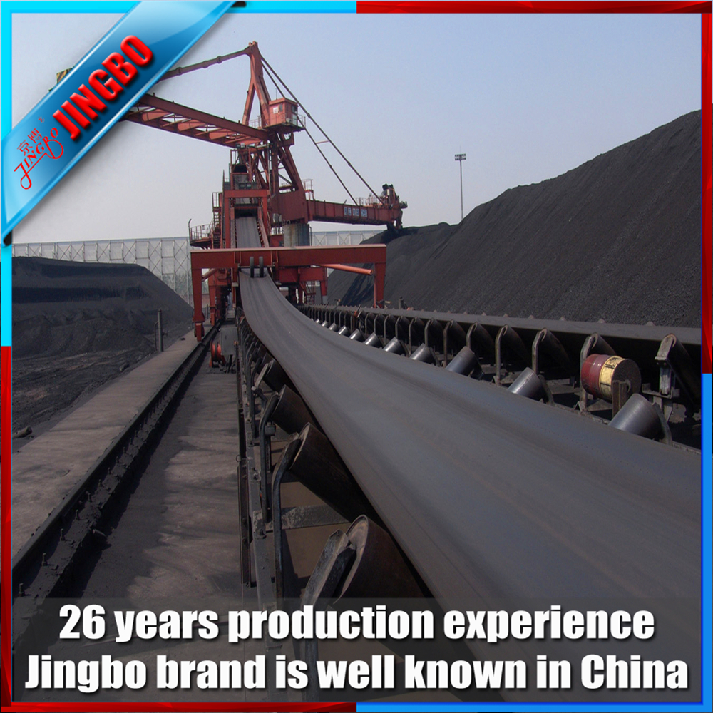 Manufacturers sale conveyor rubber belt for mining machinery