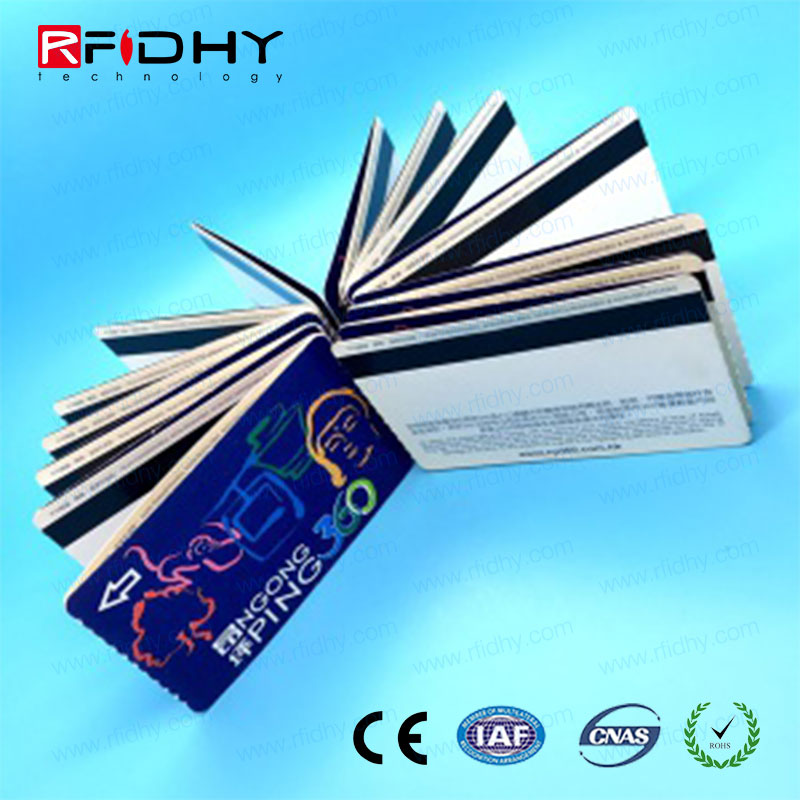 Laser Printing T5577 custom printed plastic cards bus rfid subway card ticket for Public transportation