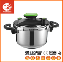 Non -electric Pressure Cooker Stainless Steel Inner Pot