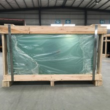 Good price 12mm Low-E laminated glass / laminated glass tempered for hotel building