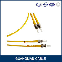 ST,FC,LC,SC 2.0mm multi mode optic fiber patch cord