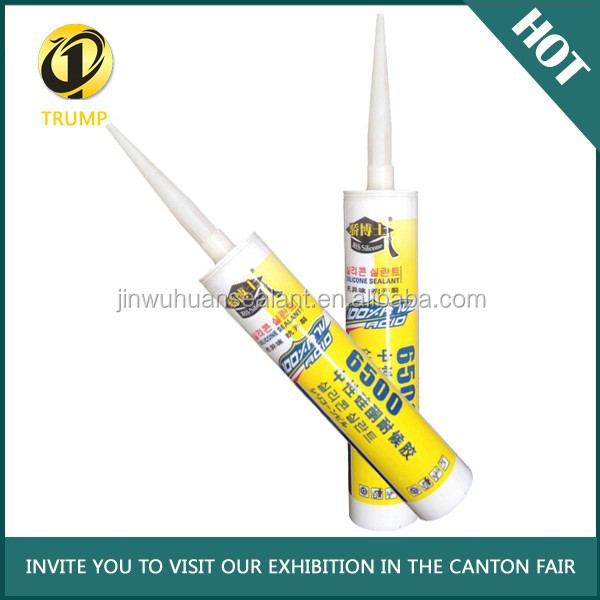 JBS-6500-1023 widely use neutral silicone glue adhesive best factory price
