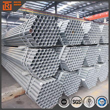Q235 carbon scaffolding tubes/ scaffold galvanize pipe 6 meter for building EN BS 1387