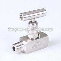 Stainless steel needle valve,instrument valve