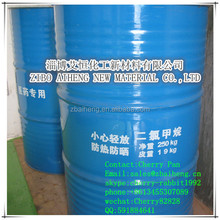 High Quality Industrial Chemicals & Solvents 75-09-2 Dichloromethane Methylene Chloride Price