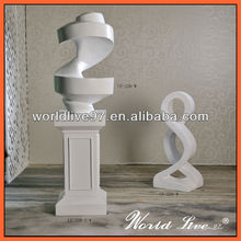 hotel decoration indoor decorative sculpture