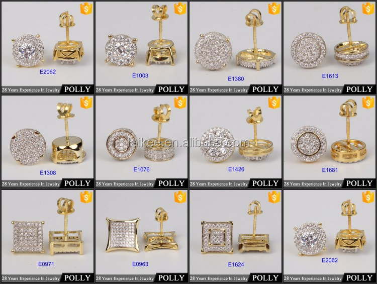 2016 Newest hip hop boy jewelry brass pendant earphone and microphone