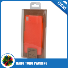 mobile cell phone plastic phone box for package