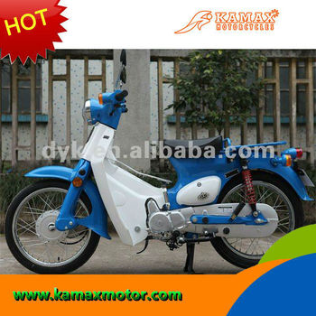 Super Cub KA110-7A Motorcycle 110cc EEC blue