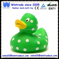 Toy manufacturer print pattern design polk dot duck