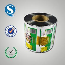 column plastic film air bag roll packing