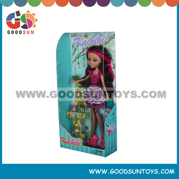 11 inch Plastic Electronic Toy Dolls for Kids