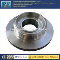 High strength cusotmized stainless steel forging flange bushing