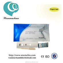 2015 best selling rapid test kits Chlamgdia & N.G test cassette CE marked high accuracy