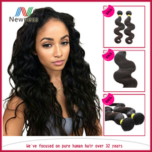 new products Top Selling brazilian hair extensions online sale brazilian human hair sew in weave