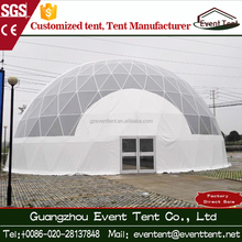 Temporary beautiful big dome tent for outdoor commercial events for sale