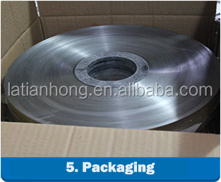 business industrial used for cable/pipe/air conditioner/hydrophic fin aluminium foil