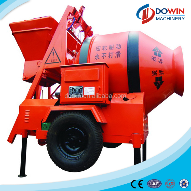 newly updated JZM350 pictures of concrete mixer