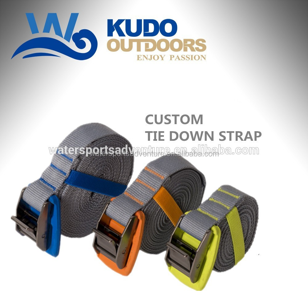 Whynot surf rack tie down strap kayak rack tie down strap factory