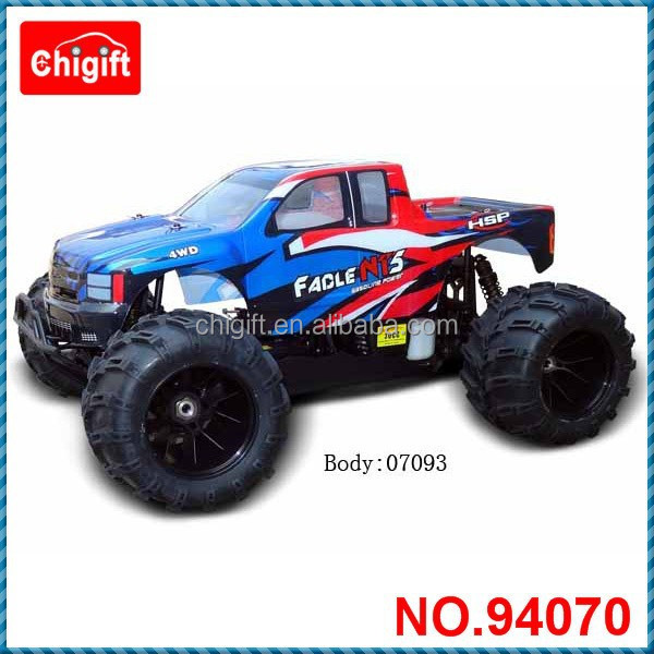 1: 5th R/C 4wd Gasoline Off-Road RC Truck (HSP 94070)