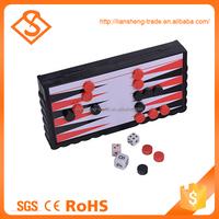 Best magnetic travel backgammon foldable chess game set