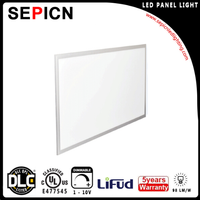 High luminance and long lifespan recessed led slim down light 60w led panel light