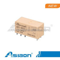 Asiaon 115f PCB mini 24vac 6v small relay