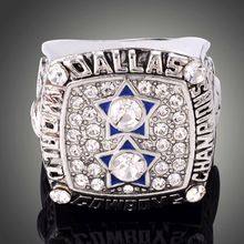 High Quality Customize NFL 1977 Dallas Cowboys Football Championship Ring