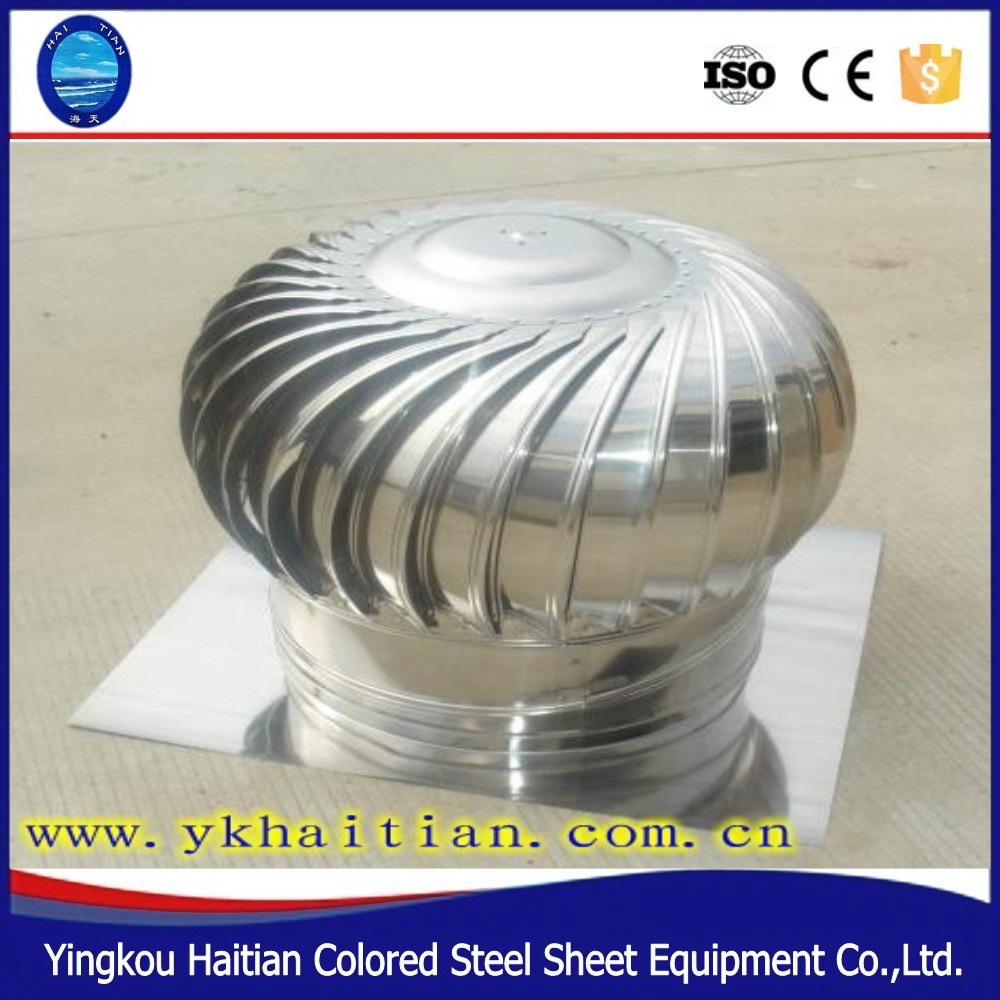 Industrial Wind Turbine Roof Non Electric Ventilation Fan   Buy Wind Turbine  Non Electric Ventilation Fan,Roof Non Electric Ventilation Fan,Turbine ...