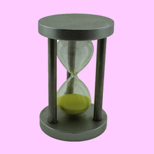 High quality sand timer crystal hourglass decorative sand timer