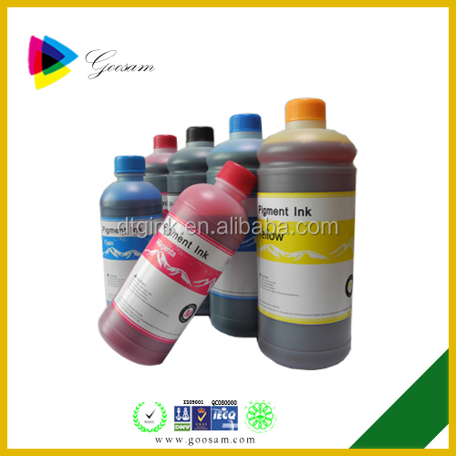 Pigment ink for Canon PIXMA iX7000 A3 Size Inkjet Printer