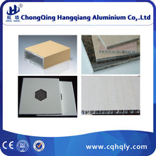 customized heat preservation aluminum sandwich panel foam core