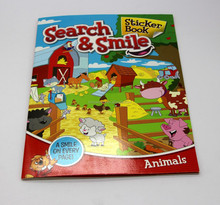 children sticker book printing