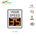 Zhejiang Han Kun road vehicle speed radar speed feedback display, welcome to consult