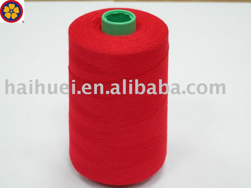 sewing thread made of Nomex
