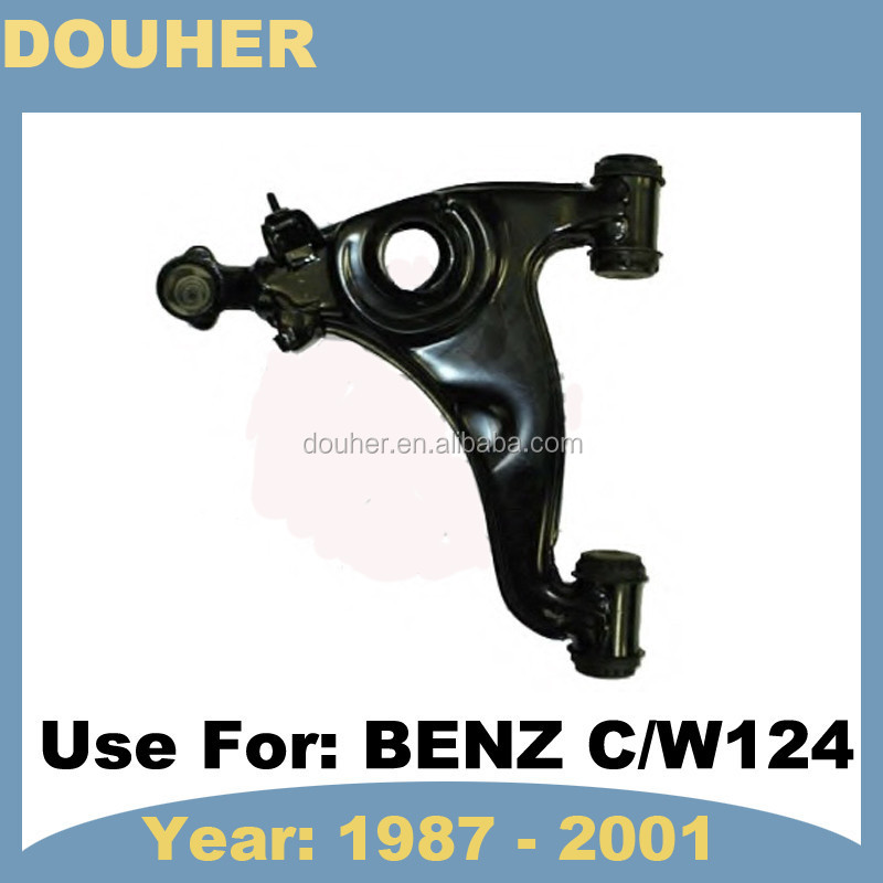 auto spare parts lower control arm use for mercedes benz C124/W124 OEM 1243303007