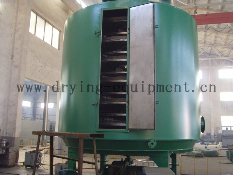 medcine drying equipment plate dryer PLG Series Continuous Disc Plate Dryer