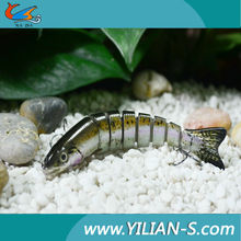 wholesale Manufacturer popular different sizes and colors 3D eyes ABS plastic fishing tackle
