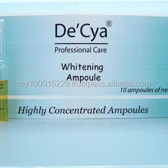 De'Cya Whitening Ampoule