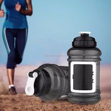 2.2 Liter BPA Free half Gallon Water Bottle with Container Jug/Resin Bottle for Outdoor Sport Quifit Fitness Bottle Manufactur