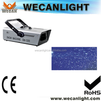 Christmas party!!!Hot Sale 1200W Snow Machine DJ Stage Effect Lighting Disco Light Fog Machine