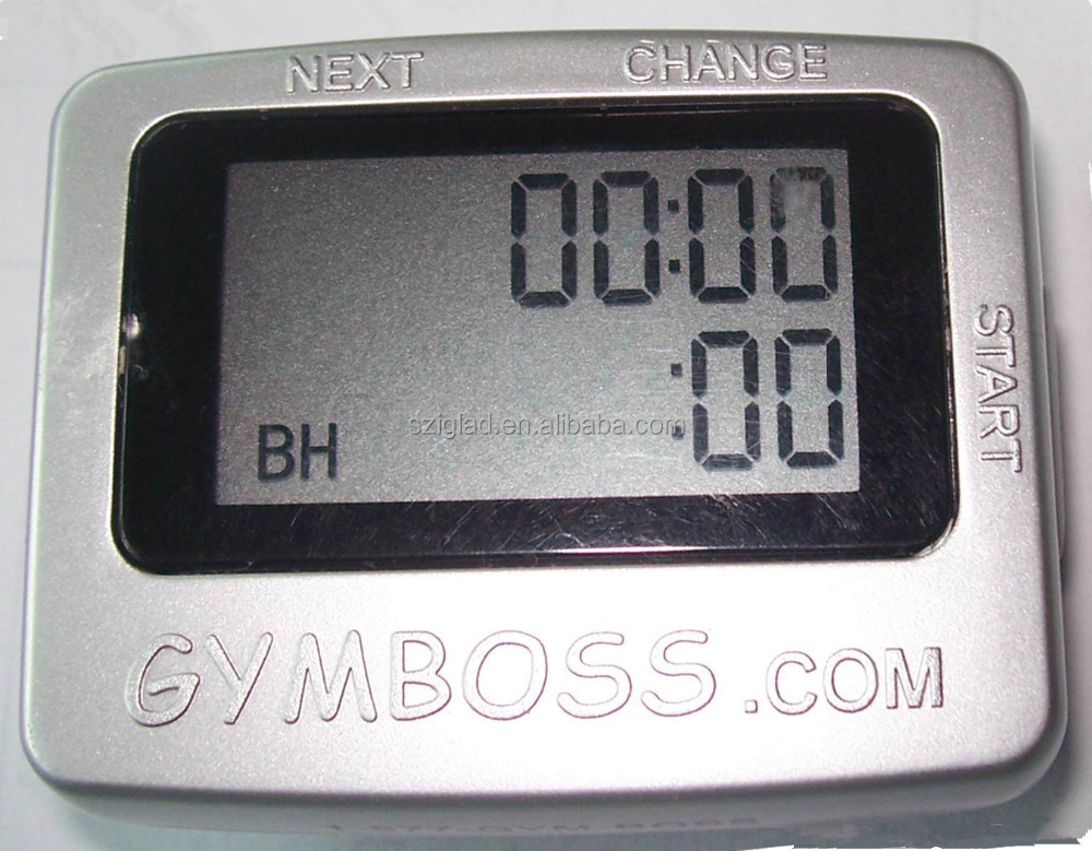 NEW STYLE! DIGITAL SPORTS STOPWATCH COUNTDOWN TIMER