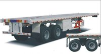 40FEET Container Semitrailer with Boggie Suspension