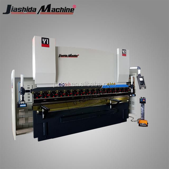 WD67k Automatic Calculation Function Press Brake, Electrohydraulic Control Press Brake Machine