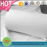 White Cheap Home Textile Cotton Fabric for bed sheet/bedding set