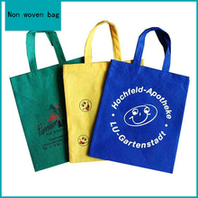 China supplier non woven shopping bag promotion bag with tote