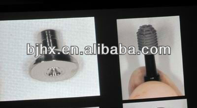 hot-sale dental implant DIN 933/934 /6921 titanium screw