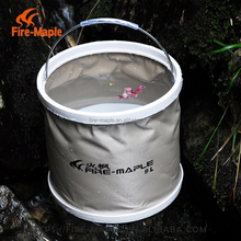 Fire Maple Ultralight Oxford Waterproof Jeans Fabric Foldable Water Bucket For Camping And Hiking