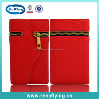 hot new products for 2014 wallet case for iphone 4