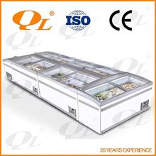 Supermarket multideck display open chiller freezers aht